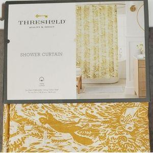 Shower Curtain Threshold 100% Cotton
